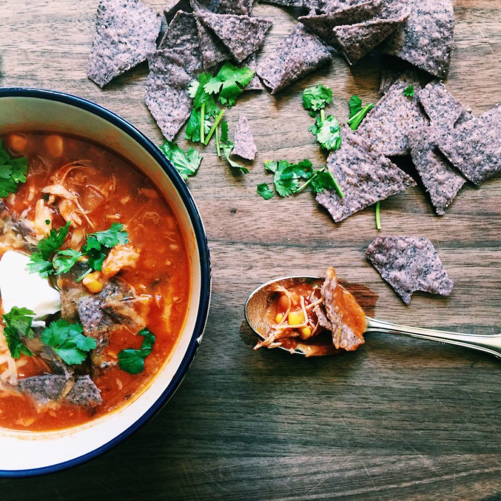 white girl mexican soup   Recipe via DisplacedHousewife