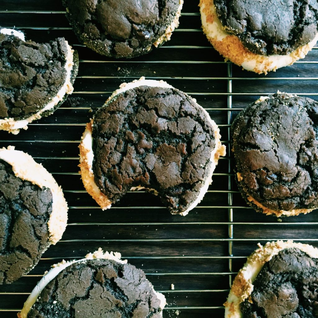 S'more Cookie Recipe | Displaced Housewife