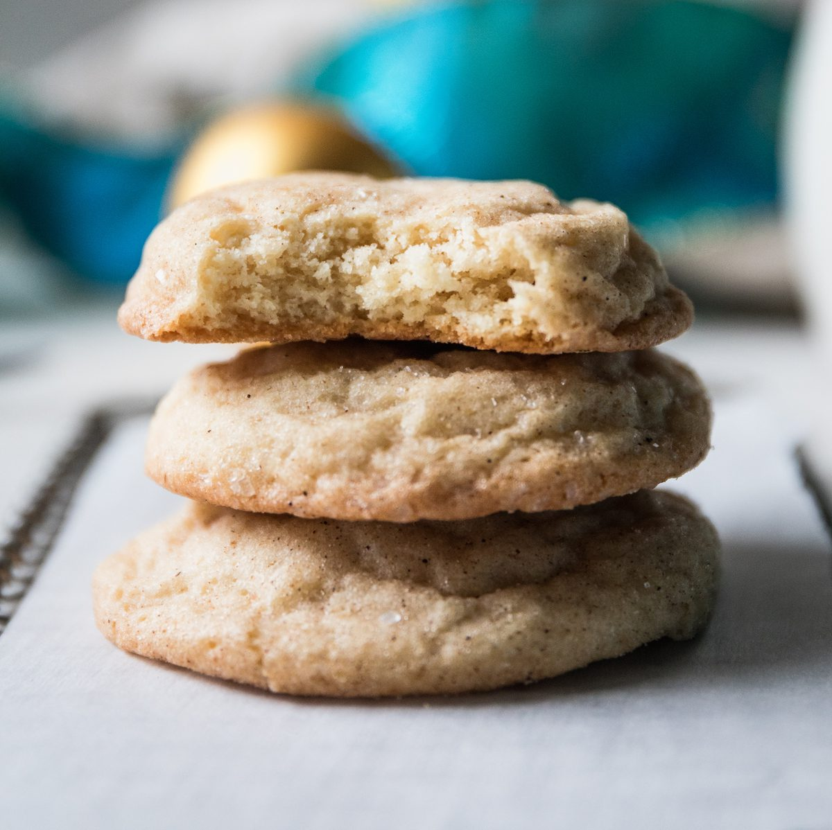 Five-Spice Snickerdoodles | recipe via DisplacedHousewife Rebecca Firth
