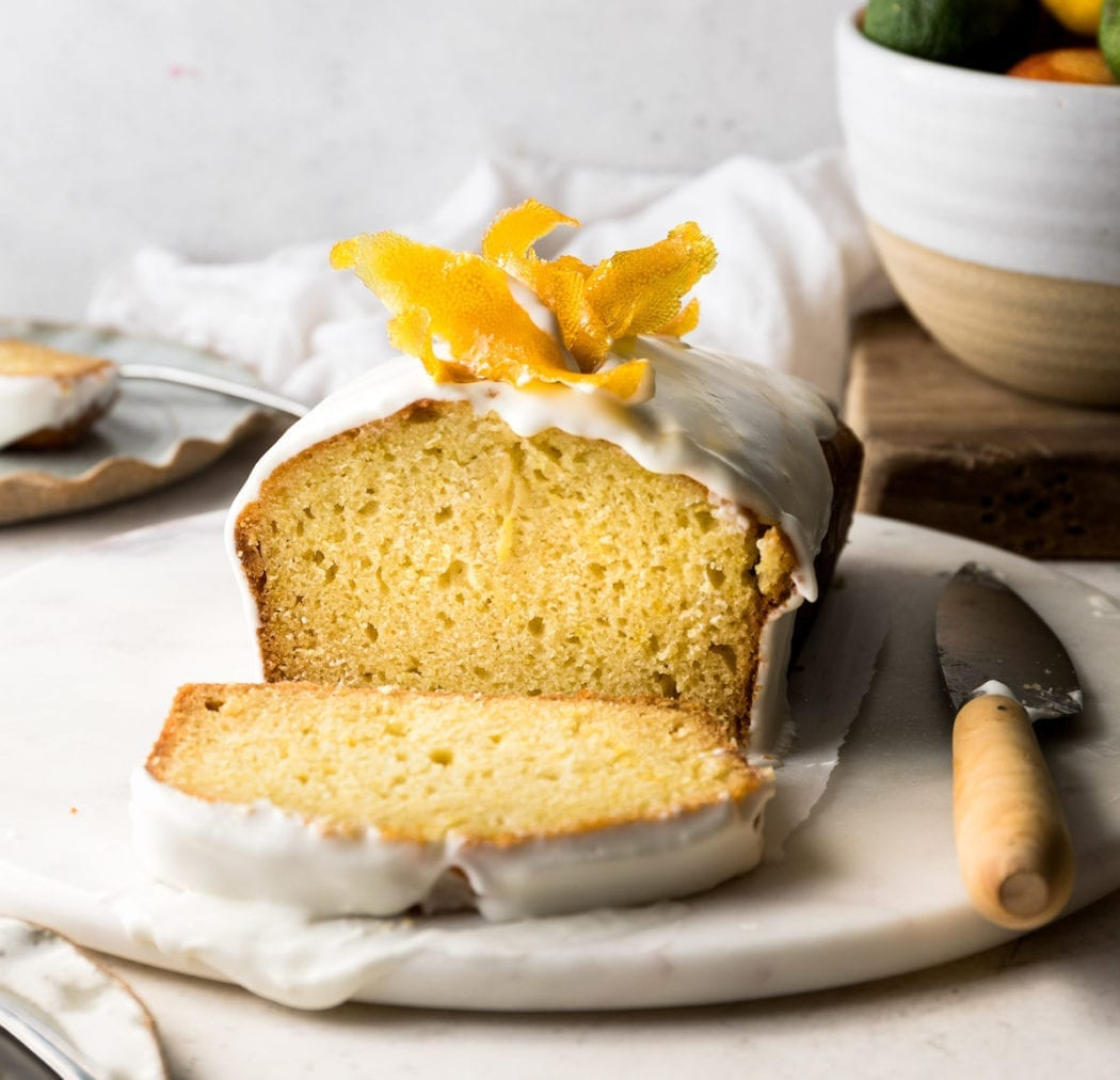 Lemon Cake | Recipe via DisplacedHousewife Rebecca Firth