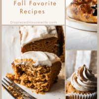 Fall Favorite Recipes