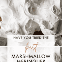The Best Marshmallow Meringue